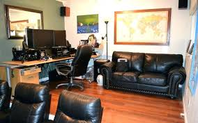 man cave office ideas. Man Cave Office Ergonomic Small Ideas Full Size Desk Chairs Furniture Decor R