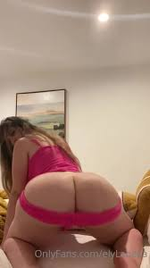 Watch Elylabella Nude In Red Twerking Her Ass Video For Free Fapphub