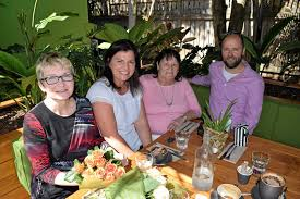 Wendy reunited with the 'heroes' that saved her life   Queensland Times