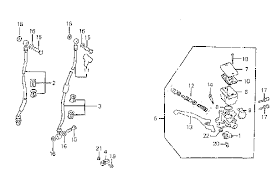 honda gold wing gl front brake master cylinder parts schematic search results 0 parts in 0 schematics