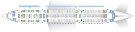 Airbus A350 900 Seating Chart Thai Airways Fleet Airbus A350 900 Details And Pictures