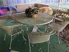 Furniture  Ravishing Wrought Iron Garden Furniture Plans Woodard Wrought Iron Outdoor Furniture