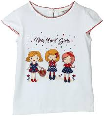 Beebay Size Chart Beebay Cotton Printed T Shirt For Baby Girl White