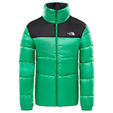 North Face Puffer Jacket Size Chart The North Face M Nuptse Iii Jacket Primary Green Tnf