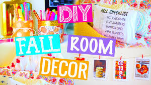 diy fall room decor cheap easy 2015 youtube