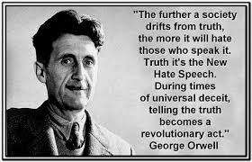 Chris Lutolf On Twitter Georgeorwells Quote From 1984 Reads As