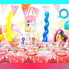 fancy first birthday decoration a first birthday party is my fave