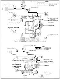1953 buick signal system hometown buick 1953 buick direction signal lamp circuit diagram left tum indicated
