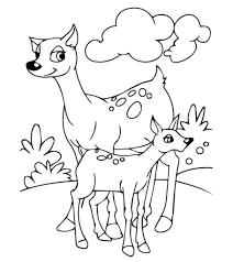 There are so many animals in the world. Top 25 Free Printable Coloring Pages Of Animals Online