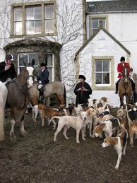 Still reeling from a trip to Scotland for the Berwickshire Hunt Ball -  CultureMap Houston