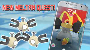 Meltan Quest Announced In Pokemon Go! New Shinies, New Raids, and So Much  More! - YouTube