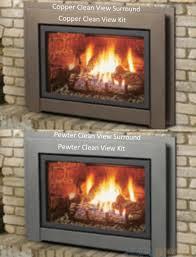 kingsman idv33 gas direct vent fireplace insert