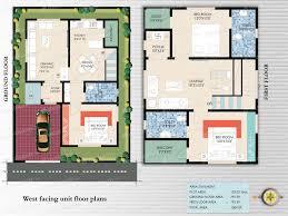 duplex house plans east facing home design house plans 53044 duplex house