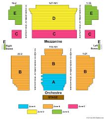 Neil Simon Theatre Tickets Neil Simon Theatre Seating Chart