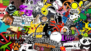 Thailand Sticker Design For Motorcycle Sticker Bomb Wallpaper Images Amp Pictures Becuo Html Code