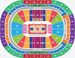 Little Caesars Arena Seating Chart Hockey 13 Systematic Pistons Seating Chart Auburn Hills
