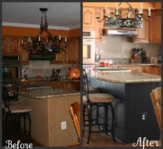 Kitchen Island Beadboard Our Life In A Click Updating The Abode Bead Board Kitchen