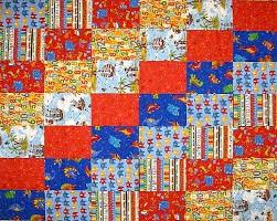 Quilt Patterns For Boys Custom Giving BackA Free Quick Easy Pattern For Kid's Quilts See How