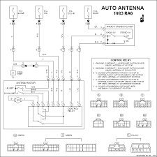 toyota tech info automatic antenna
