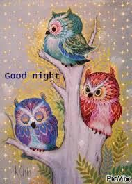 good night gif video song say gud nit