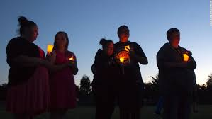 a closer look how many school shootings since newtown cnn friends family and others hold candles for the victim of a school shooting at a