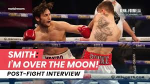 """It was a dominant performance, I won every round!"""" - Jez Smith beats Ben  Ridings - YouTube"""