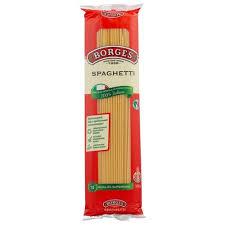 Характеристики модели <b>Borges Макароны Spaghetti</b>, 500 г на ...