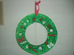 Paper Crafts For Christmas Hand Up With Christmas Paper Craft Ideas For Toddlers