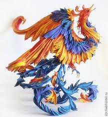 "<b>Фигурка</b> ""<b>Жарптица</b> огонь и вода"" (статуэтка <b>жарптица</b>, птица ..."