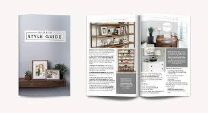 furniture style guide. Style Guide Catalog Furniture 7