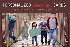 Personalized Thank You Cards | Blog