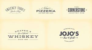 templates for logo 15 free vintage logo badge template collections