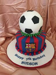 How To Decorate A Soccer Ball Cake Novelty Cakes Melbourne 46