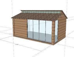Small Picture Shedworking SketchUp garden offices