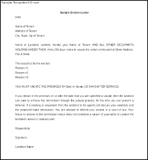 Sample Letter To Landlord To Terminate Lease Early Example Of Lease Agreement Letter Termination Of Lease Contract