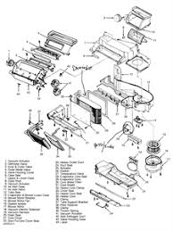 oldsmobile intrigue wiring diagram welling air conditioner will not heat on drivers side it is a 1998 olds intrigue it has electric and vacuum powered system the temperature control has been replaced