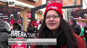 McDonald's faces class action over 'pervasive sexual harassment' | Canoe.Com