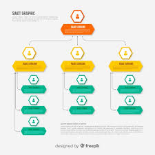 Org Chart Graphic Organization Chart Vector Free Download