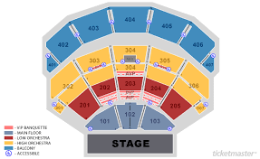 Seating Chart For Jazz In The Gardens 43 Matter Of Fact Park Theatre Las Vegas Seating View