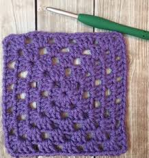 Basic Granny Square Pattern Beauteous How To Crochet A Basic Granny Square Yvonne Metz