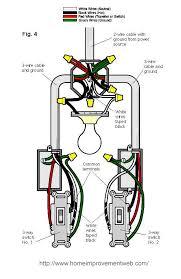 3 way switch diagram power into switch wiring diagram schematics 3 way switch wiring lamp box feed diy electrical