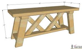 diy plans outdoor table. build a cute little diy bench for you porch or entry. use 2x4\u0027s to diy plans outdoor table