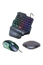 Pakkaya Jchf-68 Pubg Oyun Konsolu 5 In 1 (Klavye, Mouse, Bağlantı Aparatı,  Telefon Tutucu Ve Mouse Pad) Fiyatı, Yorumları - TRENDYOL