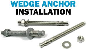 Wedge Anchor Strength Chart Wedge Anchor Decking Post Base Installation Fasteners 101