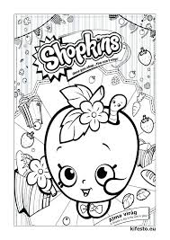 Shopkin Coloring Pages Shopkin Coloring Pages Cookie Coloring For