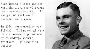alan turing ha tea n danger advertisements