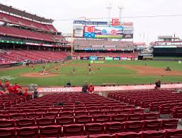 Great American Ball Park Section 128 Seat Views Seatgeek