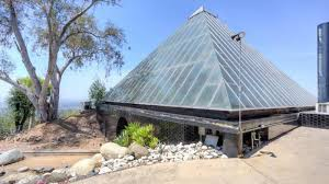 Pyramid Houses Wildly Impractical Sierra Madre Pyramid House Asking 990k Curbed La