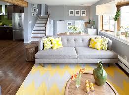 gray and yellow living rooms grey and lemon living room on grey living room ideas