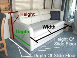 Throw Out That Lumpy Sofa You Need A New RV Sofa Bed RVshare